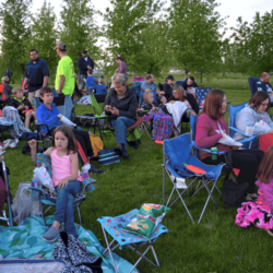 Free Outdoor Movie Nights