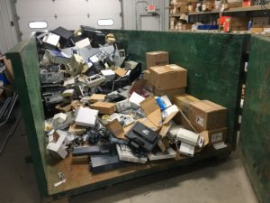 Ewaste and TV Recycling Event